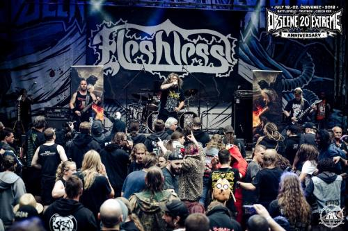 Obscene Extreme 2018 (Trutnov - Czech republic)